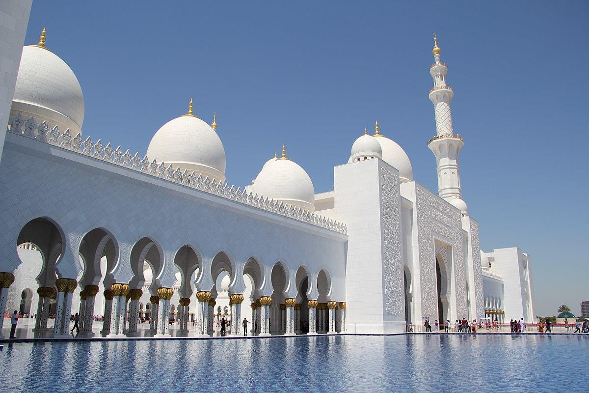 مسجد شیخ زاید امارات