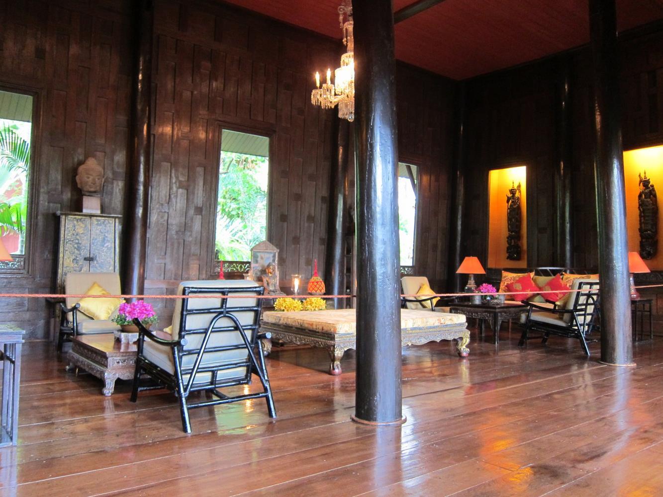 موزه خانهٔ جیم تامپسون تایلند