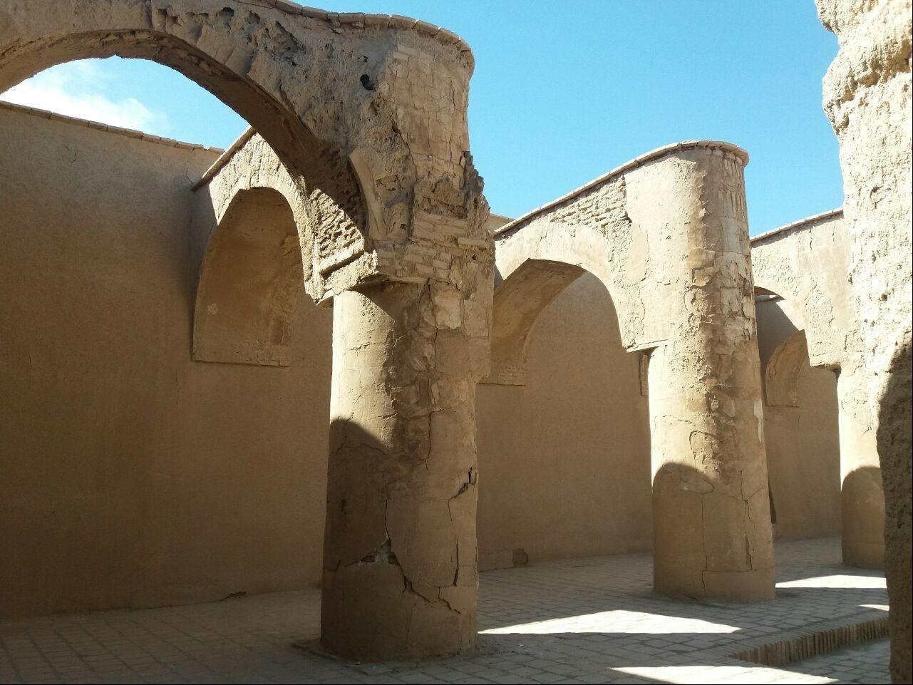 مسجد تاریخانه سمنان