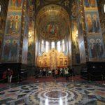 کلیسای منجی در خون ریخته سن پترزبورگ