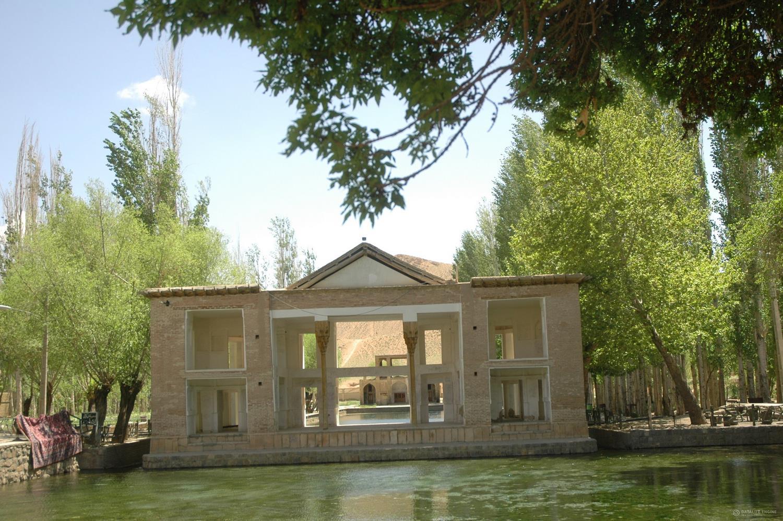 چشمه علی سمنان