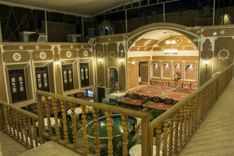 هتل سنتی فیروزه یزد