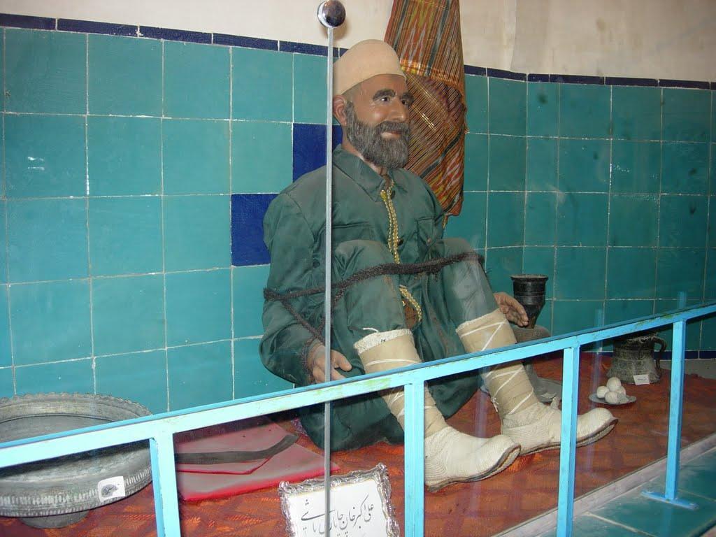 حمام تاریخی فین کاشان