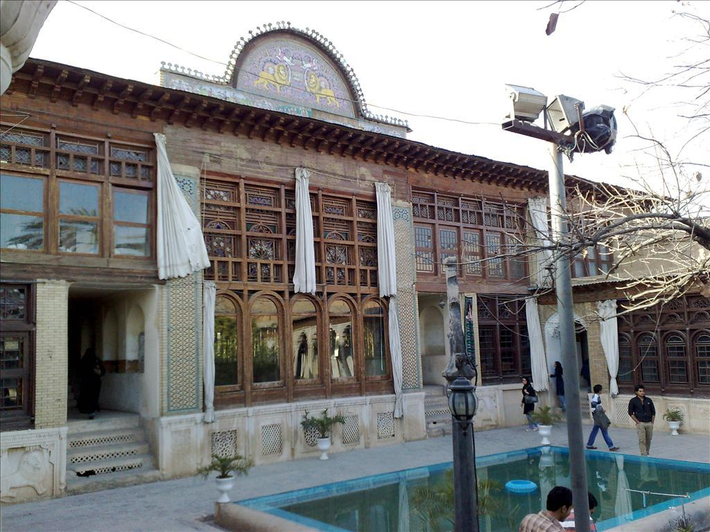 خانه ی زینت الملوک شیراز