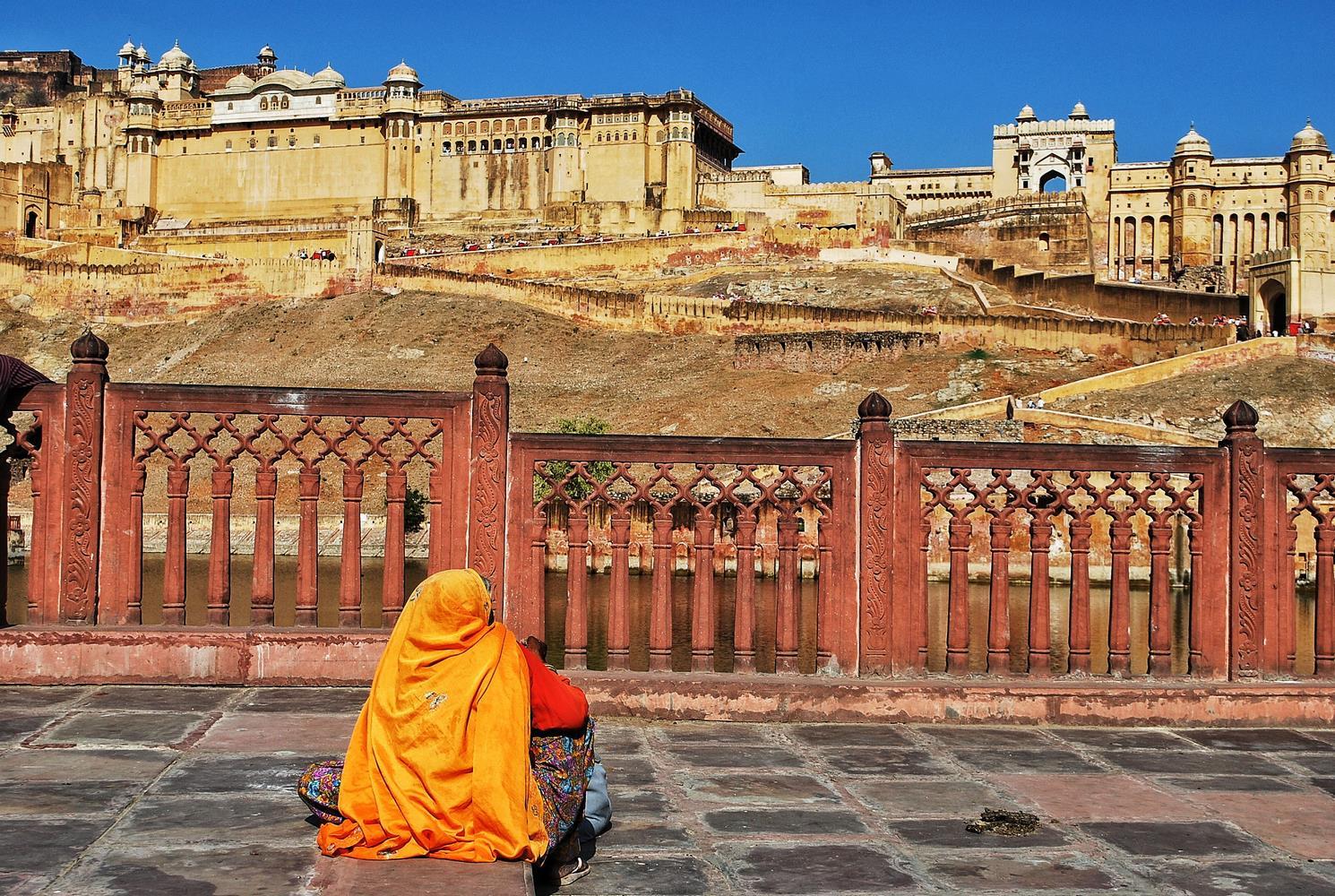 قلعه عامر هند