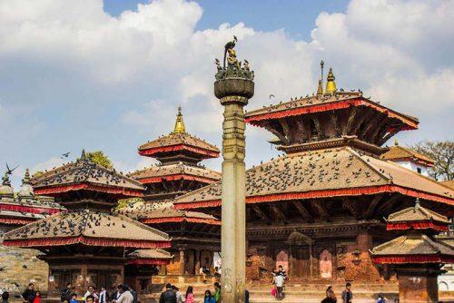 میدان دوربار کاتماندو نپال