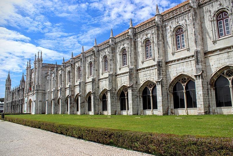 صومعه جرونیموس پرتغال
