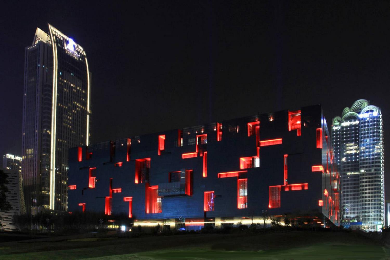 موزه گواندونگ چین