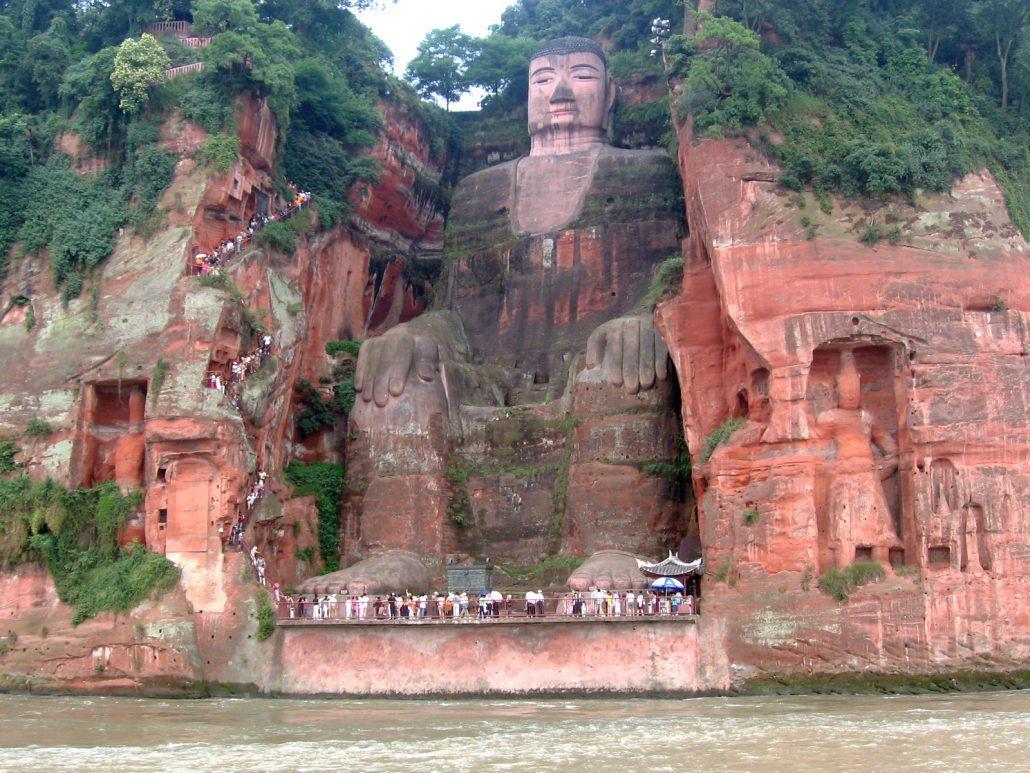 بودای بزرگ لشان چین