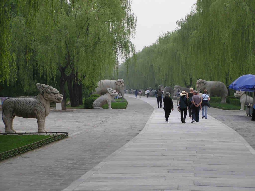 آرامگاه دودمان مینگ چین