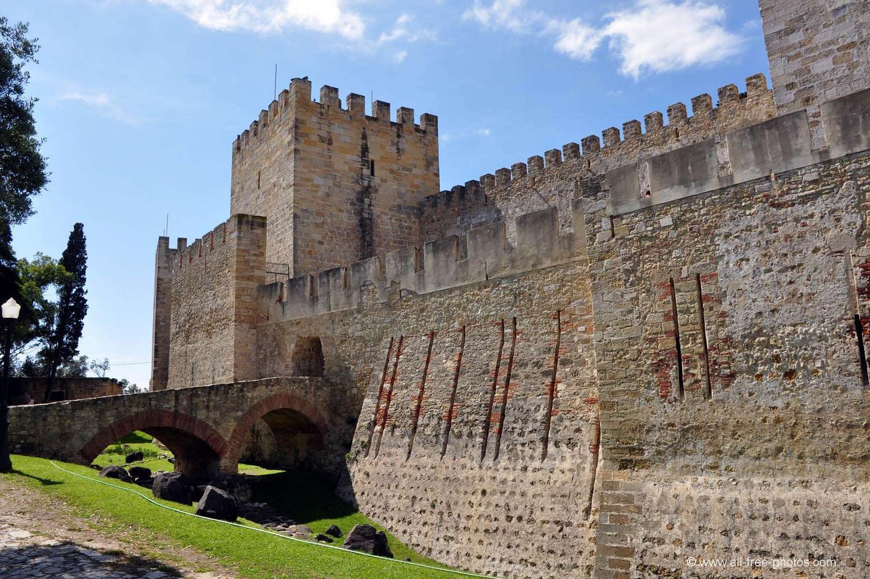قلعه سائو جرج پرتغال