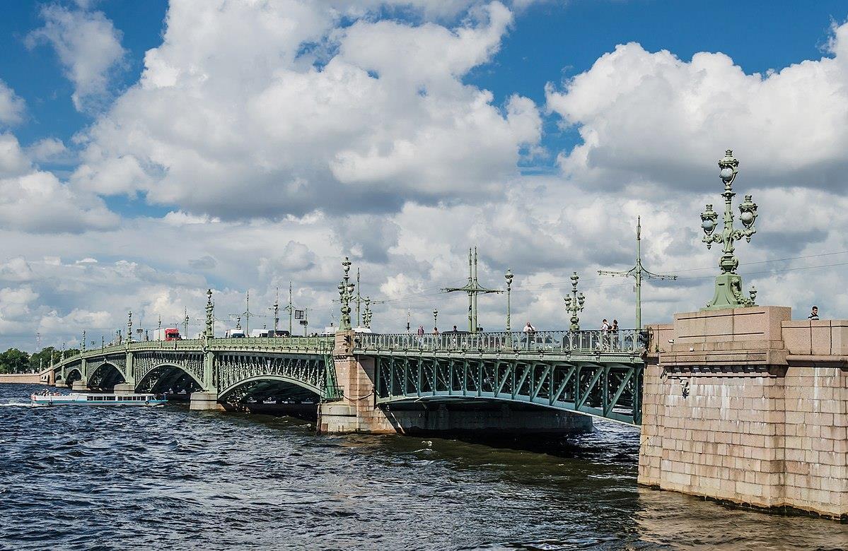 پل های سن پترزبورگ