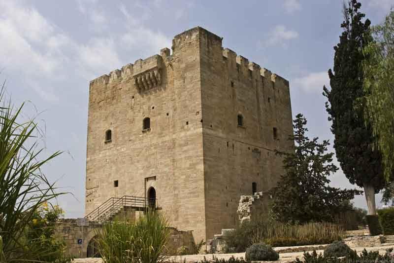 قلعه کلوسی قبرس