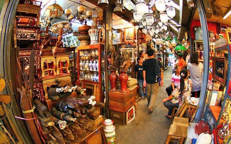 بازار چاتو-چاک-بانکوک