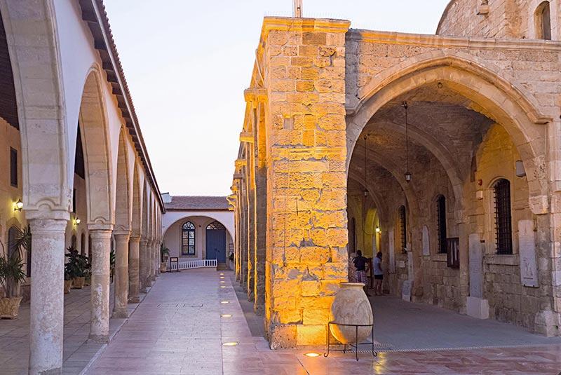 کلیسای سنت لازاروس قبرس
