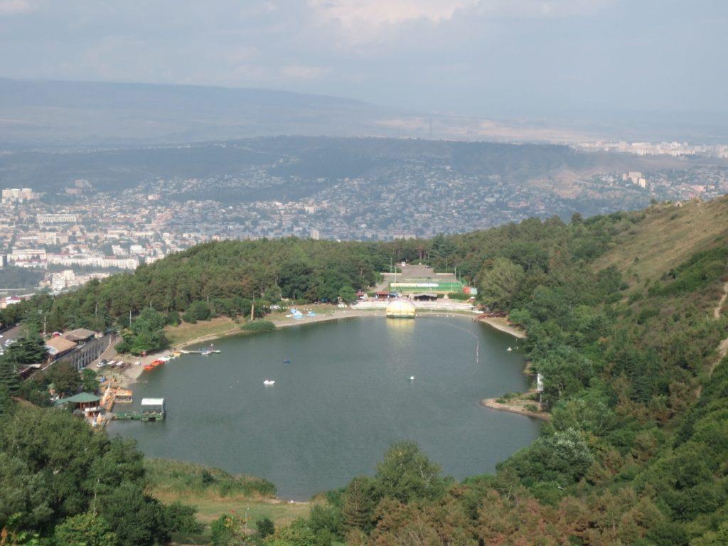 دریاچهٔ لاک پشت گرجستان