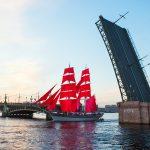 جاذبه پل های سن پترزبورگ