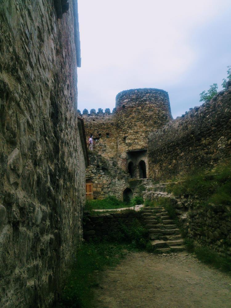 قلعه آنانوری گرجستان