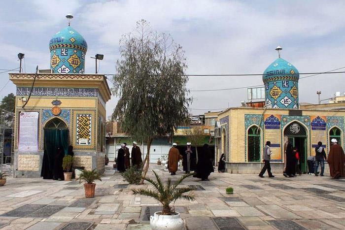 قبرستان شیخان