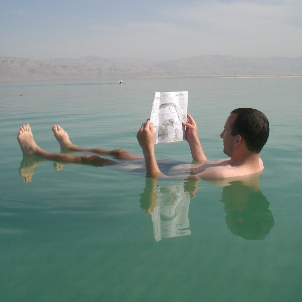 دریای مرده
