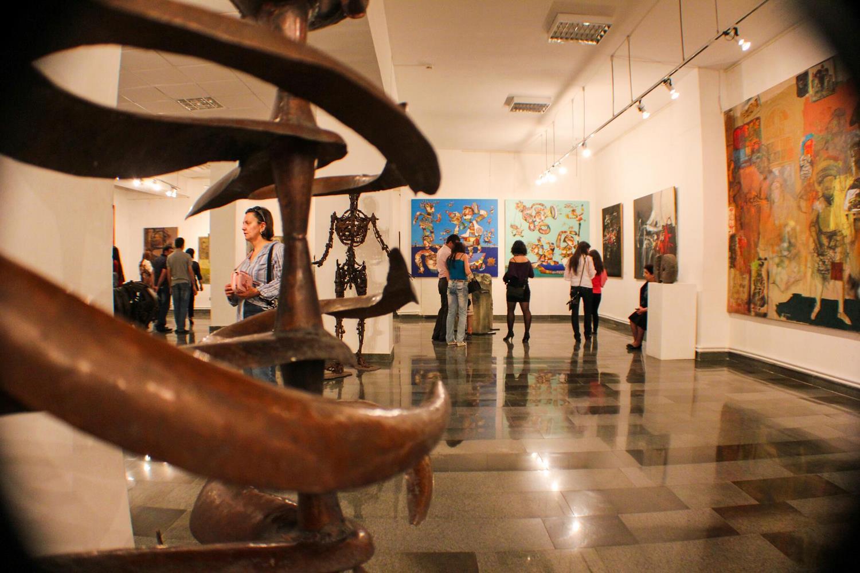 موزه هنرهای مدرن کافسجیان ایروان