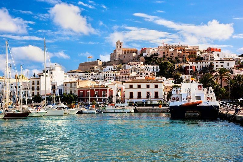 جزیره ایبیزا اسپانیا