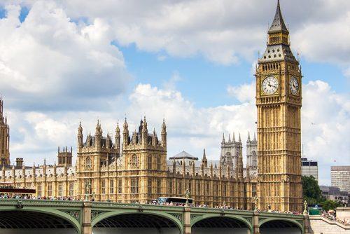 کاخ وست مینستر لندن