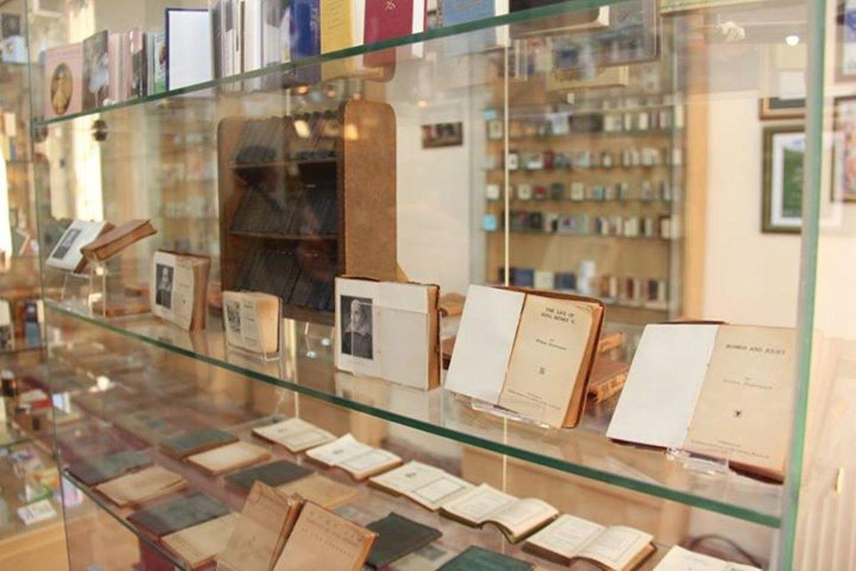 موزهٔ کتابهای مینیاتوری باکو