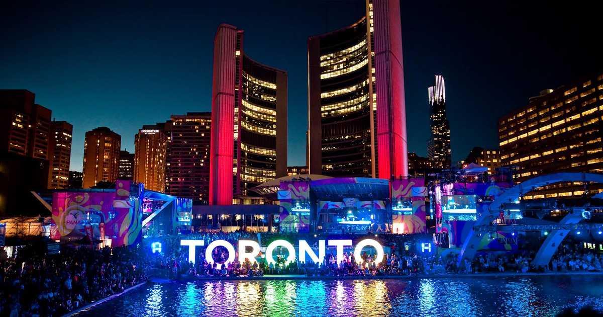 شهر تورنتو