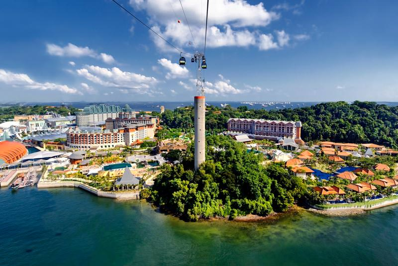 سنتوزا سنگاپور