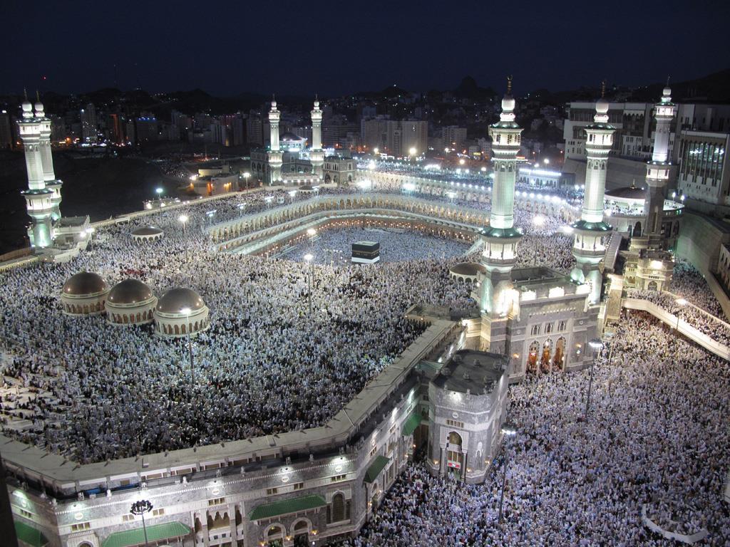 مسجدالحرام-عربستان