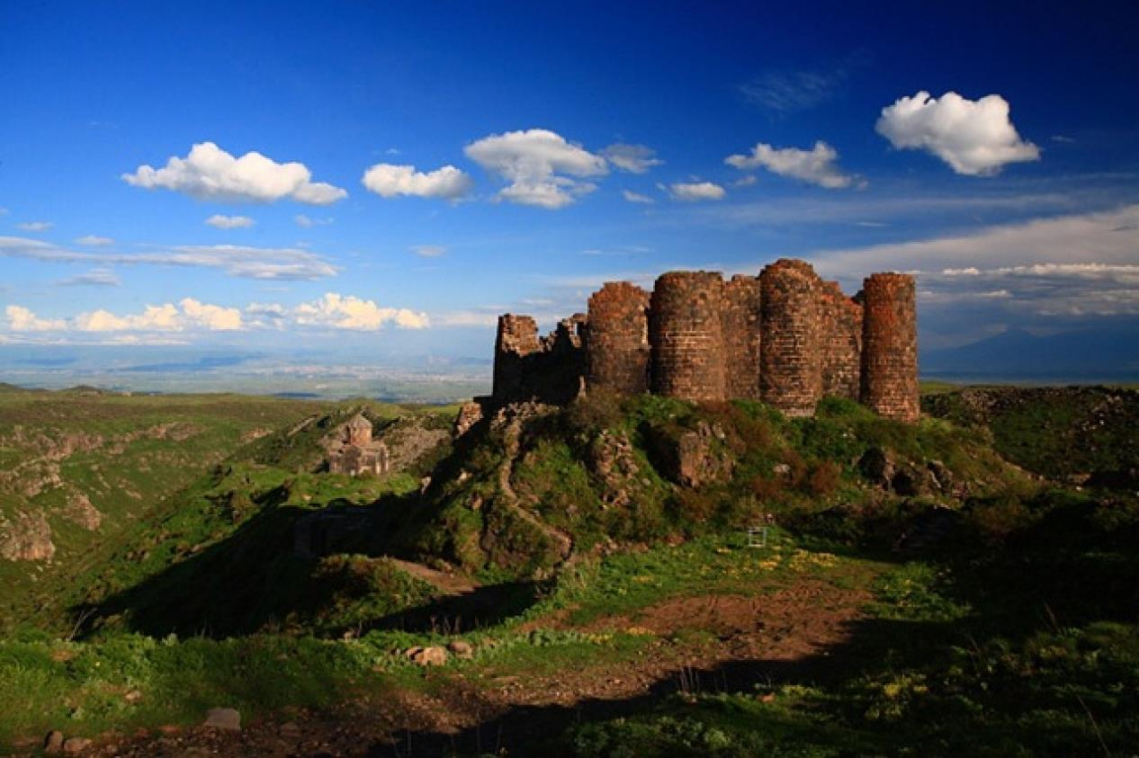 قلعهٔ امبرد ارمنستان