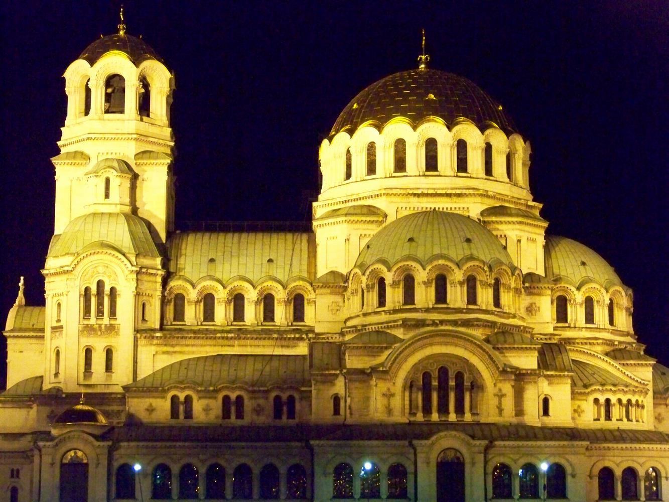 کلیسای جامع الکساندر نوسکی صوفیه بلغارستان