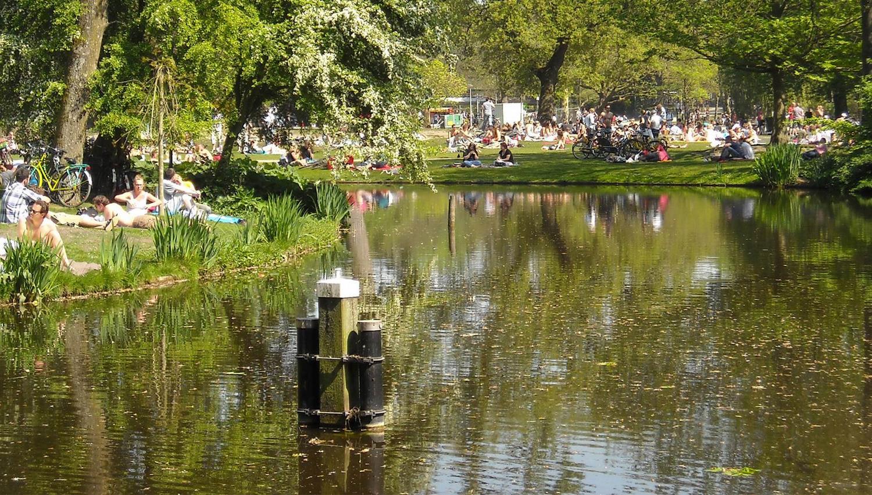پارک فوندل آمستردام