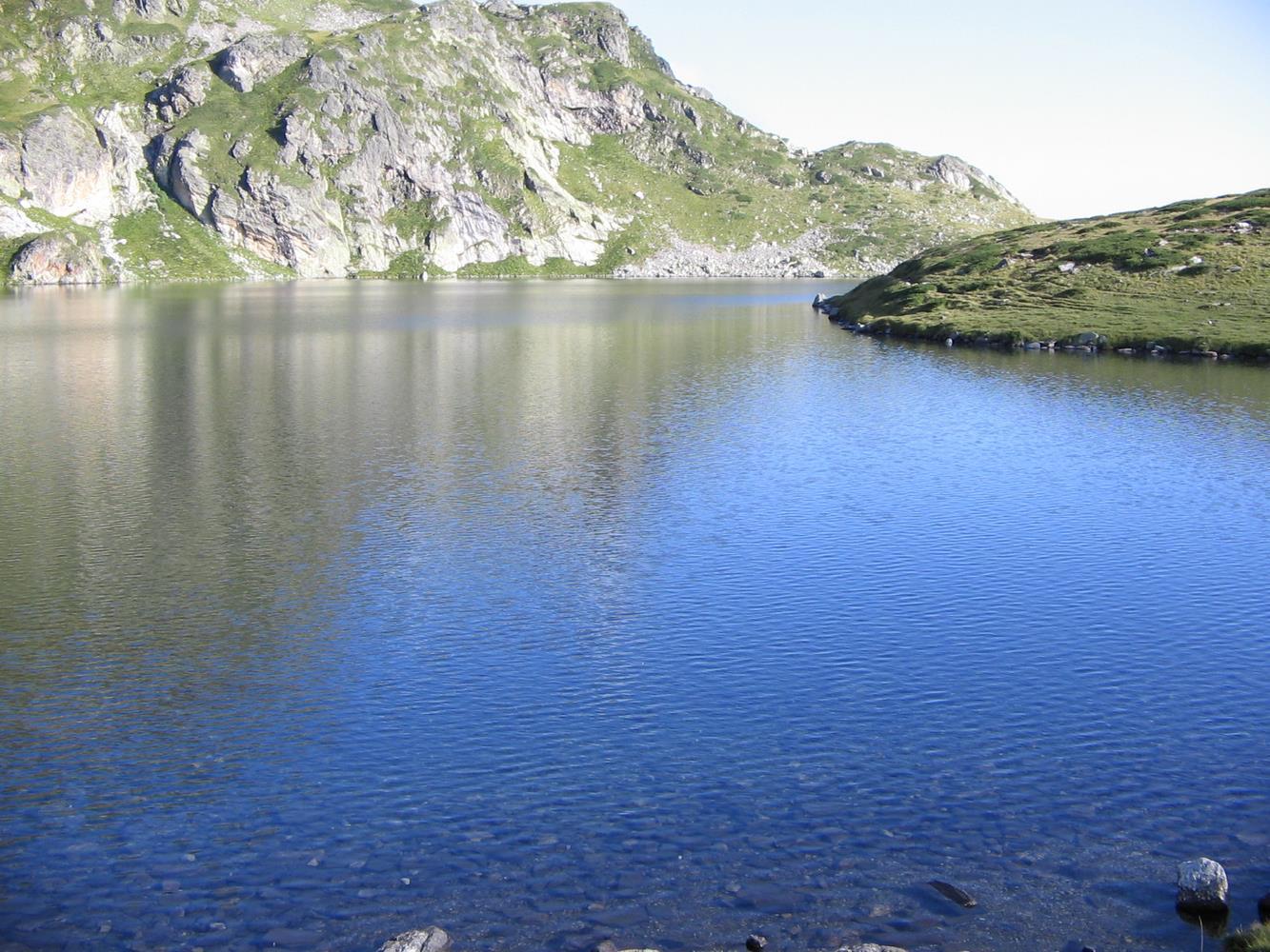 هفت دریاچه