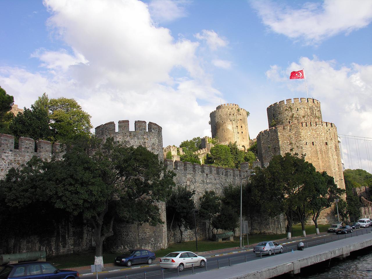 قلعه ی روملی حصار استانبول