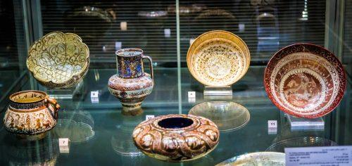 موزه ی سفال تبریز