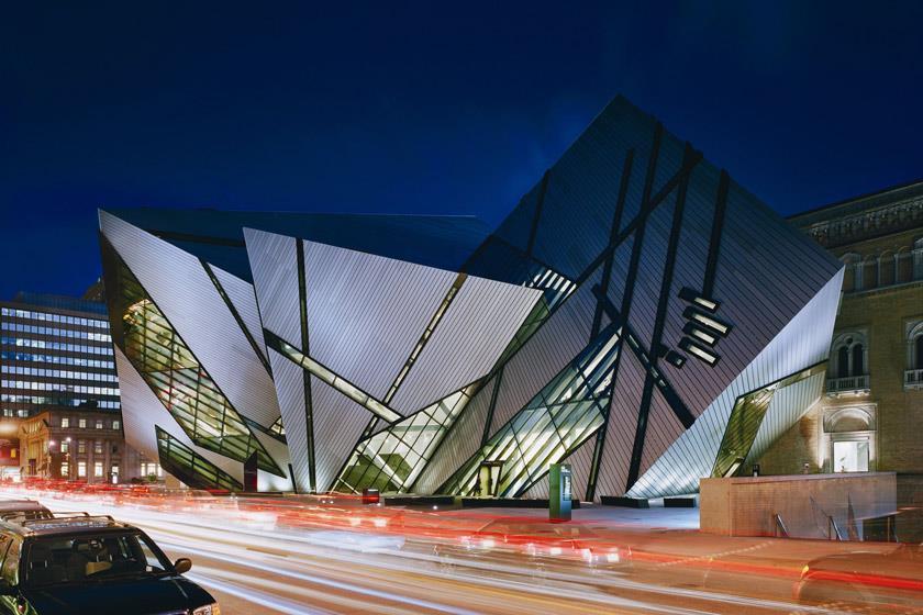 موزه سلطنتی انتاریو تورنتو