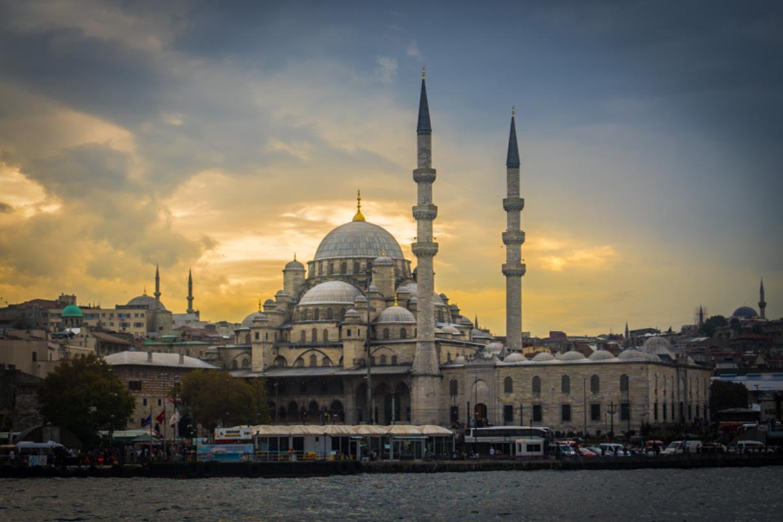 مسجد جدید استانبول