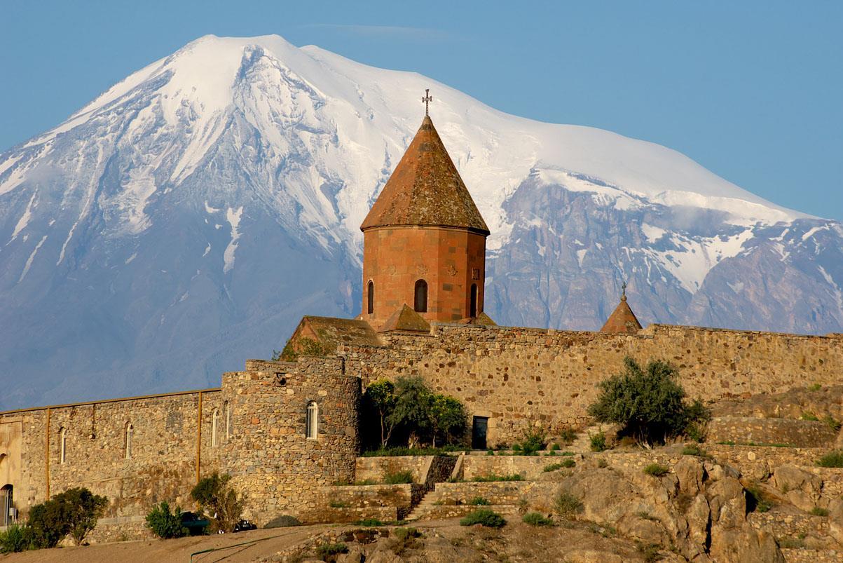 صومعه خور ویراپ ارمنستان