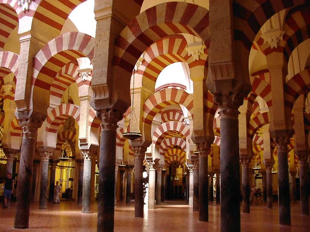 مسجد-کلیسای جامع قرطبه اسپانیا