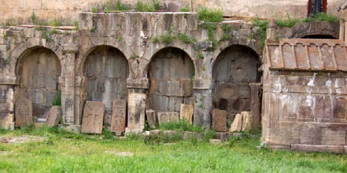 صومعهٔ تاتو ارمنستان