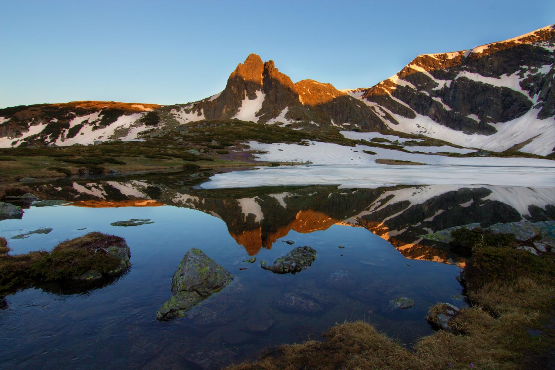 هفت دریاچه بلغارستان