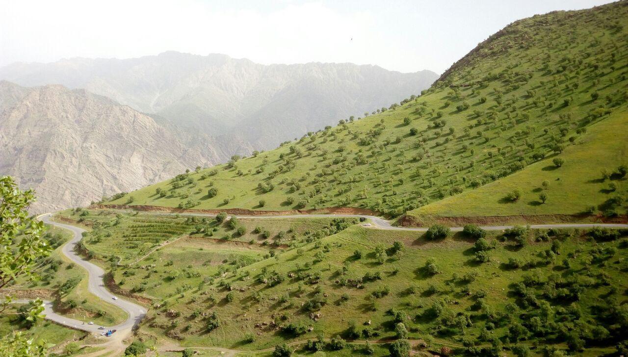 روستای هجیج پاوه