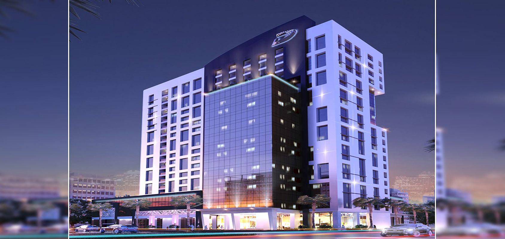 هتل داماک می زون کور جردن دبی