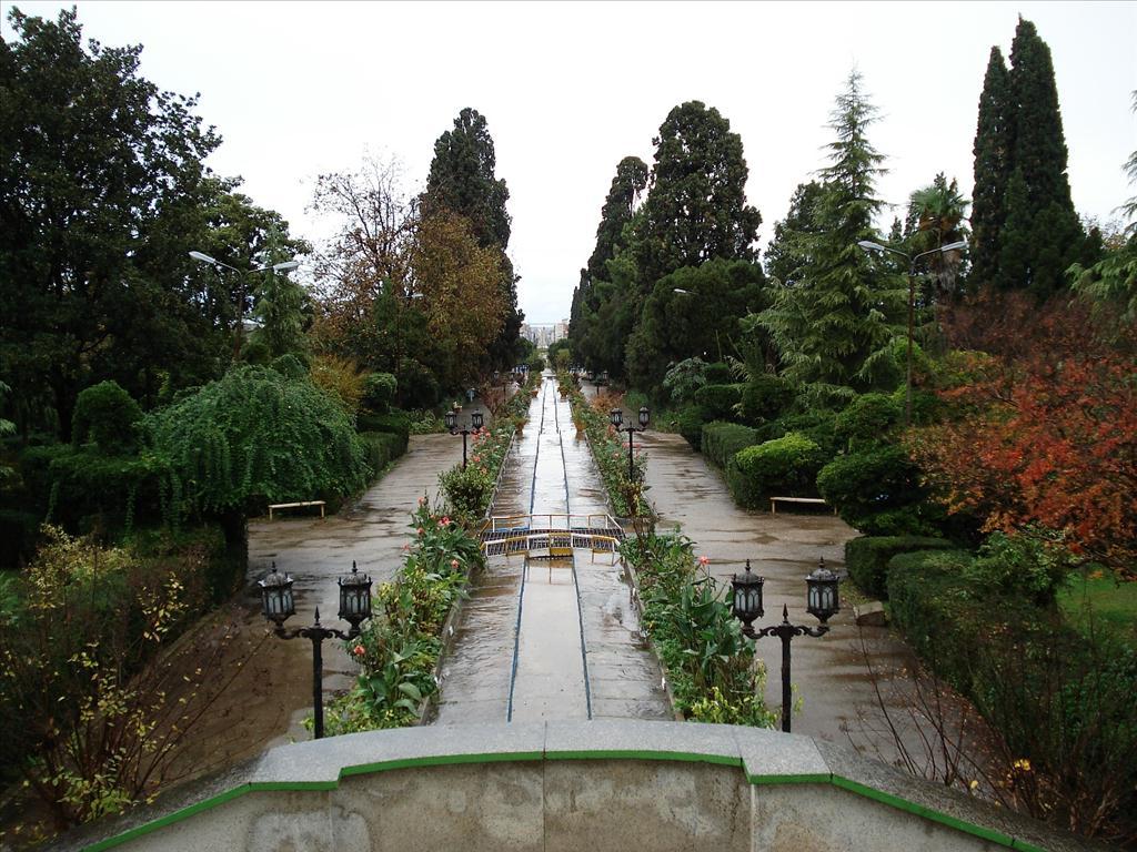 بوستان ملت تهران