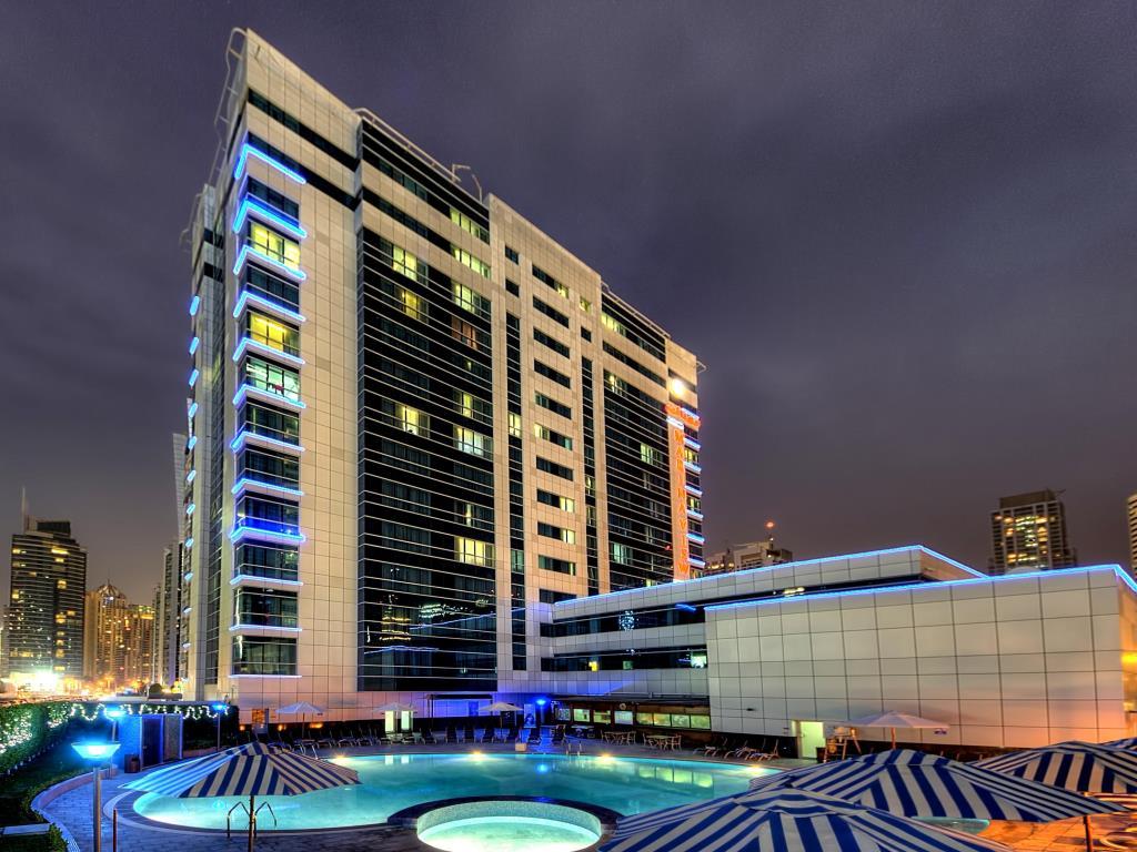هتل دبی مارین بیچ ریزورت اند اسپا دبی
