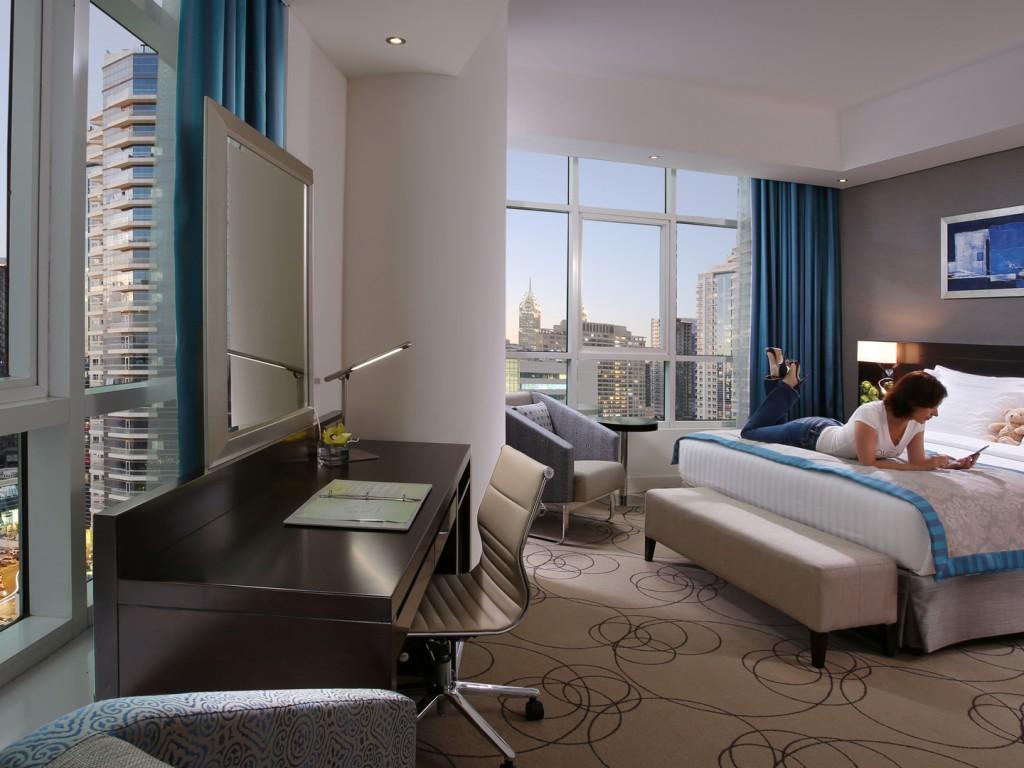 هتل آئوریس پلازا البرشا دبی