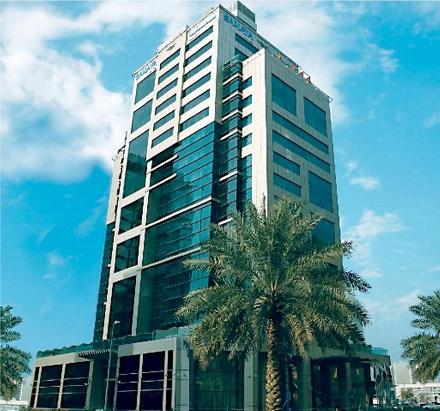 هتل سامایا دیره دبی