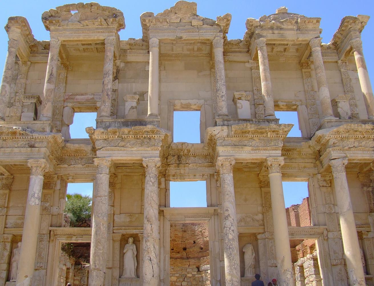 کتابخانه سلسوس ترکیه